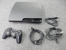 Playstation 3 PS3 Slim Konsole mind. 120GB - 160GB - 320GB + Controller + Spiel