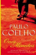 Once Minutos: Una Novela, Paulo Cohelho (Spanish Edition) ** Good Condition**