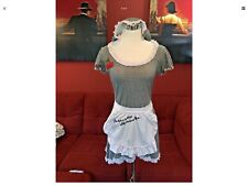 Halloween Costume Women Desperate Housewife Maid Sexy Size M L