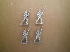 25mm Eagle Miniatures British Napoleonic  line infantry advancing