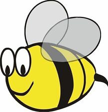 Bee Bumble Bee Sticker Decal Graphic Vinyl Label V1
