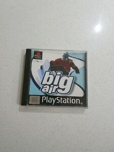 Big air complete PS1 Sony PlayStation⭐OZ SELLER GET IT FAST