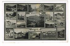 Ansichtskarte Weyer Mehrbildkarte gelaufen um 1940