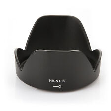 HB-N106 Mount Lens Hood Fit For NIKON AF-P DX Nikkor 18-55mm f/3.5-5.6G VR Lens