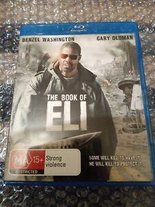 Book of Eli Blu Ray