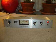 LPB S-2 AM, Audio Compressor / Limiter, XLR in/out, Vintage Rack