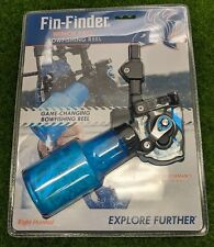 Fin-Finder Winch Pro Bow-fishing Reel, Right-Handed, 4:1 Gear Ratio - 81937