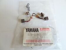 Set spazzole avviamento scooter yamaha TDR125  DT125RE 2005
