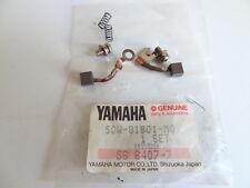 Set spazzole avviamento scooter yamaha TDR125  DT125RE 2005