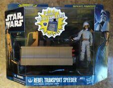 Star Wars Rebel Transport Speeder with Ground Crew Toys R Us Exclusive TRU