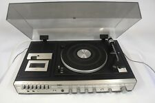 Vintage Retro National Panasonic Stereo System SG1060L Record & Cassette Player