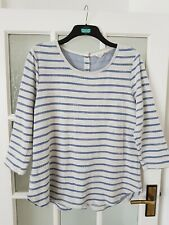 FAT FACE  knitted top/tunic/jumper  size 16-18