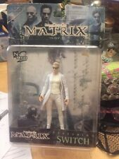 "THE MATRIX ""THE FILM"" FEATURING SWITCH FIGURE NEW IN PACKAGE"