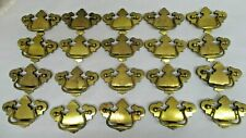 20 ANTIQUE BRASS DRAWER DOOR HANDLE PULLS ORNATE CANADA CP-2534 3