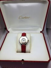 Women's Must de CARTIER 21 Quartz Watch. 28mm White Dial.