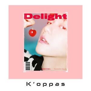 EXO Baekhyun Delight [Chemistry Ver] 2nd Mini Album CD+Photocard+Booklet+Poster