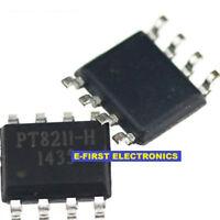 100pcs PT8211-S SC8211 SOP-8 16-Bit Digital to Analog Converter IC SMD