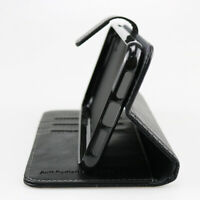 vest Anti Radiation Wallet Case for iPhone XR (10R) with RFID Protection Bump