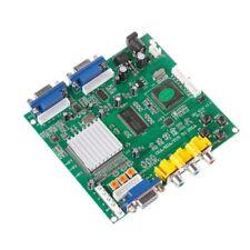 Video Converter CGA/EGA/YUV/RGB TO VGA Arcade Jamma Monitor Game to LCD GBS-8220