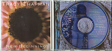 TRACY CHAPMAN New Beginning 1995 GERMANY CD wie NEU MINT GIRL ENTHO ÖKO FOLK POP