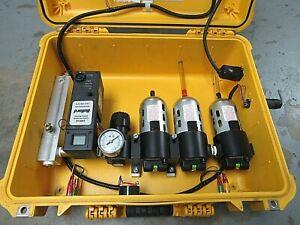 BULLARD CAB C0M01 CLEAN AIR BOX
