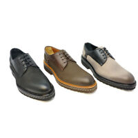 e4a7f23b3e48d Futoli Mens Genuine Leather Oxford Wingtip Goodyear Welted Shoes ...