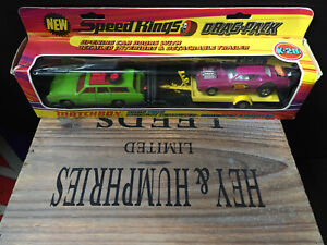 matchbox speedkings K-28A2.Set near Mint OVP from 1971