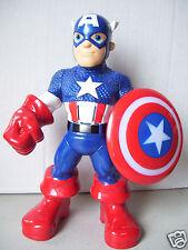 "Captain America Marvel Universe Core Hero 11"" Tall Action Figure"