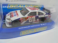 Scalextric C3003 Chevrolet Impala SS Dale Earnhardt JR #88 (Drive the Guard BNIB