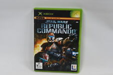 Star Wars: Republic Commando - XBOX Game - (X-BOX) - Mint Condition/AS NEW
