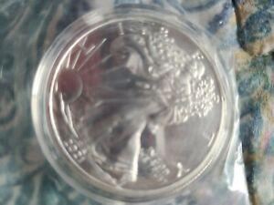 2021 American Silver Eagle 1 oz $1