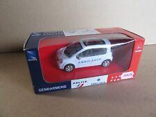 679L Rare Newray 19913 Renault Modus Ambulance 1:43