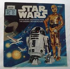 Vintage Star Wars 24 Page Book on Tape (no tape)