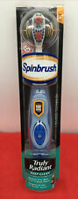 Spinbrush Truly Radiant Toothbrush, Deep Clean