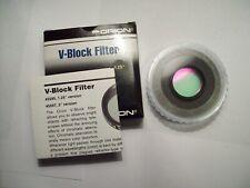 Orion 5595 1.25-Inch V-Block Anti-Fringe Eyepiece Filter ***NEW***