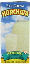 RICE DREAM Horchata Rice Drink, 32 fl. oz. (Pack of 6)