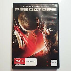 Predators | DVD Movie | Sci-fi/Action | Adrien Brody, Alice Braga| Topher Grace