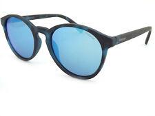 Polaroid Childrens Polarized Sunglasses Blue Havana / Blue Mirror PLD8024 JBW