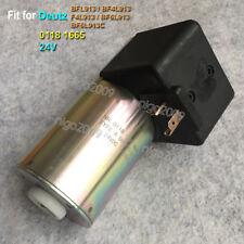 Shut Off Solenoid 01181665 24V for Deutz BFL913 BF4L913 F4L913 BF6L913 BF6L913C