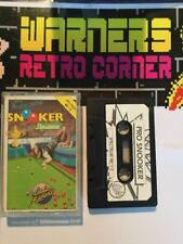 Spectrum Zx Sinclair Snooker Pro Retro Game Boxed