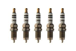 5 NEW OEM VW Volkswagen 2.5L Engine Ignition Spark Plugs Jetta Beetle 101905601F