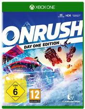 Onrush - Day One Edition (Microsoft Xbox One, 2018)