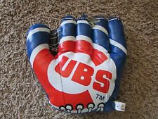 Chicago Cubs #1 Sports Team Glove Suction Cup Window Cling Car Decor MLB