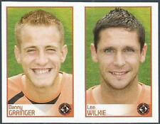 PANINI 2009-S.P.L.COLLECTION-#096/098-DUNDEE UNITED-DARREN DODS / WILLO FLOOD