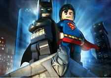 Lego Batman /& Robin A3 Promo Poster G266
