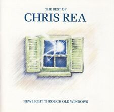 Chris Rea ‎CD New Light Through Old Windows (The Best Of Chris Rea) - Europe