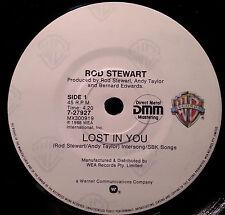 ROD STEWART 45RPM LOST IN YOU FREE POST IN AUSTRALIA