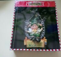 Mary ENGELBREIT Leprechaun St Patrick's Day LUCK Of The IRISH Holiday ORNAMENT