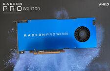 AMD Radeon Pro WX 7100 Aktiv PCIe 3.0 8GB
