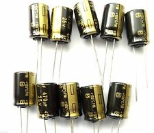 470UF 25V 105c  LOW ESR  size 10mmx16mm Panasonic EEUFM1E471 x10pcs